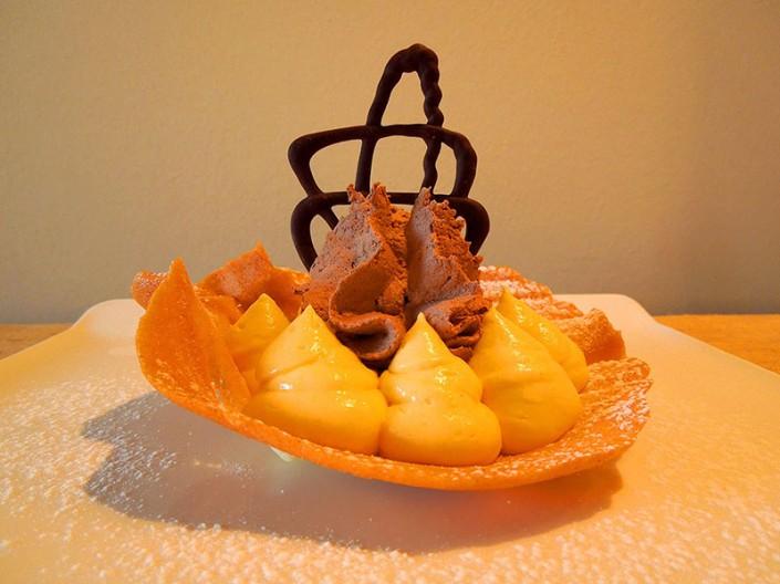 dessert ristorante al pozzetto